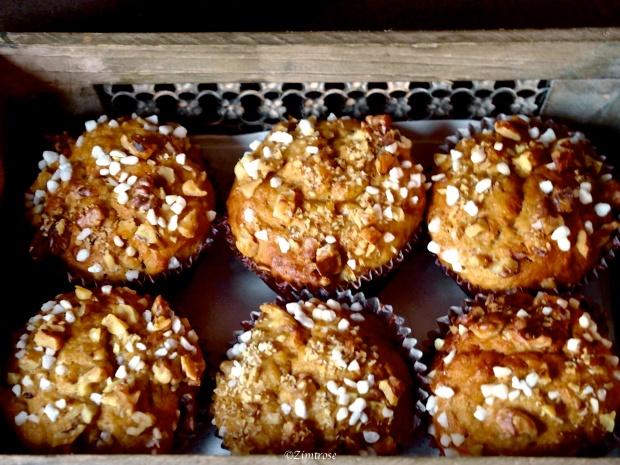 Pumpkin-Walnut-Muffin